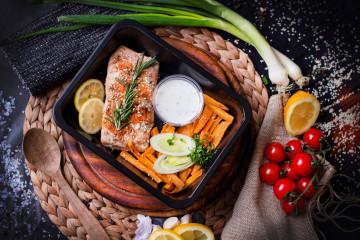 Zdravý talíř a jeho složení